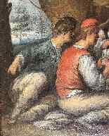 Jan Havicksz Steen (1626-1679) Les Joeurs-1