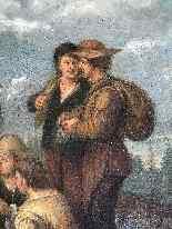 Jan Havicksz Steen (1626-1679) Les Joeurs-4