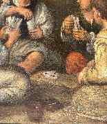 Jan Havicksz Steen (1626-1679) Les Joeurs-8
