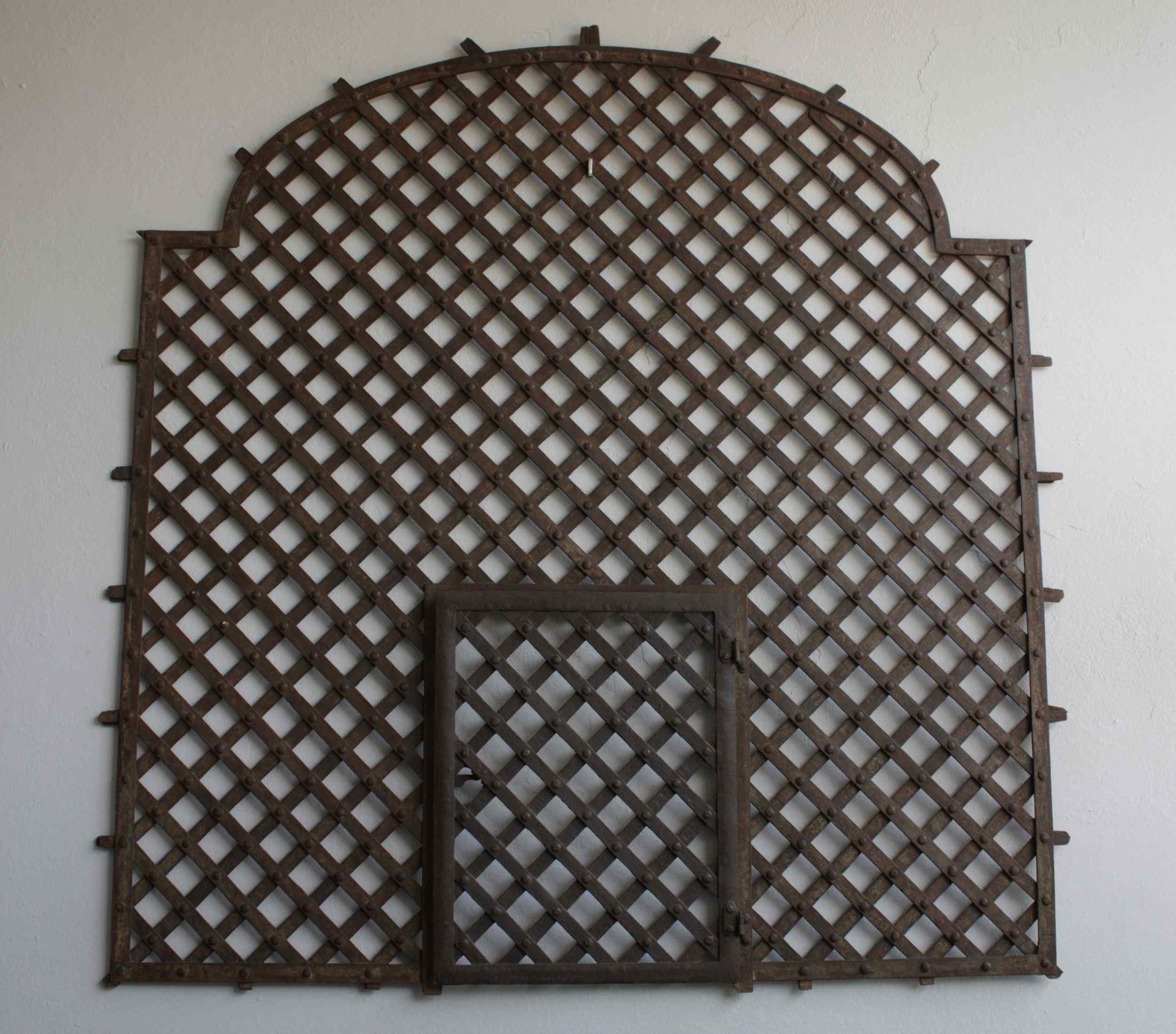 Grate Iron seventeenth century