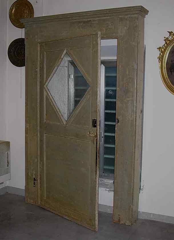 Дверь с расширениями каркасных XVIIIsecolo