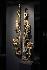 Pair of golden friezes sec. XVIII-0