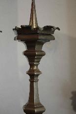 Chandeliers en bronze sec. XVIII-1