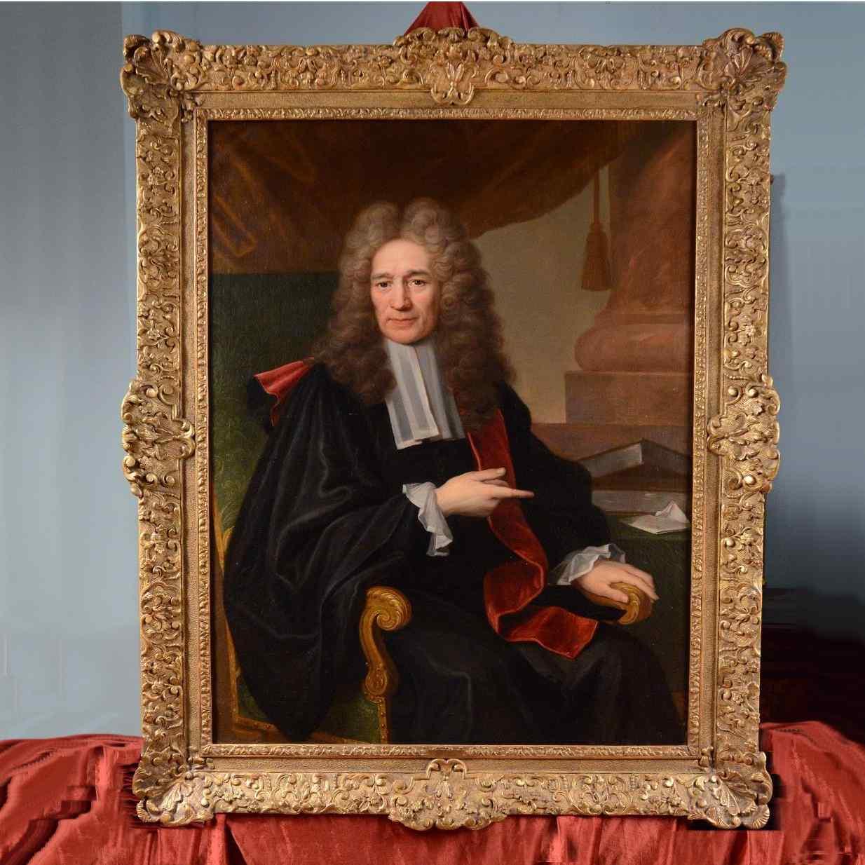 Grande ritratto di Magistrato, Atelier di Hyacinthe RIGAUD