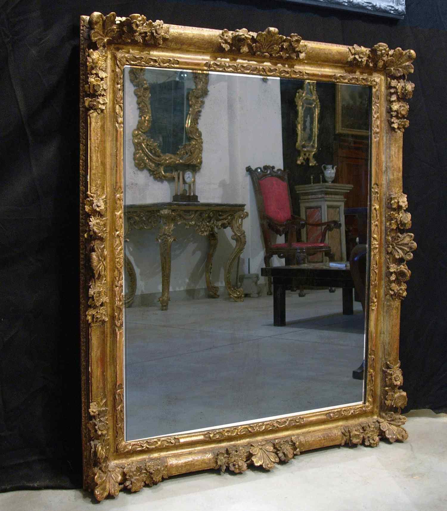 French Mirror XVIII century