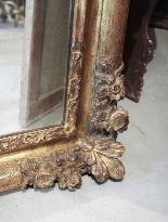French Mirror XVIII century-2
