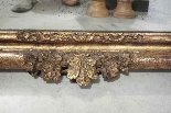 French Mirror XVIII century-4