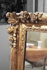 French Mirror XVIII century-5