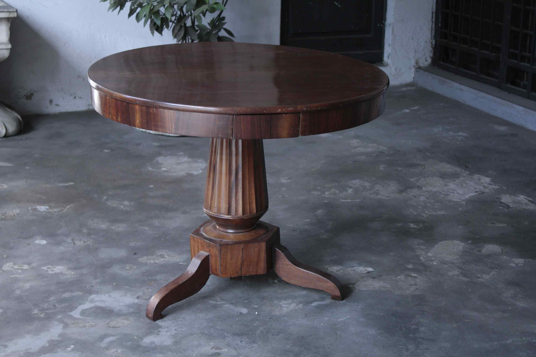 Table ronde Vénétie, Goutte X