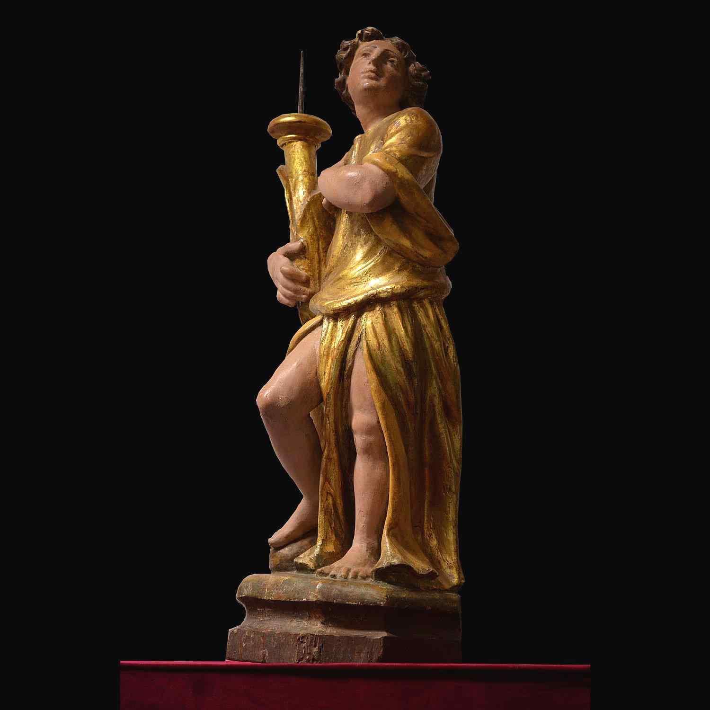 17th century antique sculpture