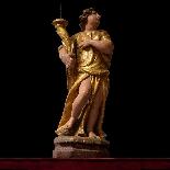 17th century antique sculpture-1