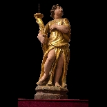 Putto antico XVII secolo-3