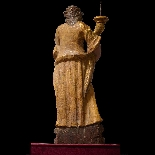 Putto antico XVII secolo-4