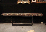 Lacquered shelf with golden friezes-3