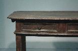 Tuscan table, Sec. XVI-3