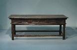 Tuscan table, Sec. XVI-4
