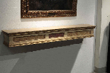 Lacquered and gilded shelf, Sec. XVIII-4