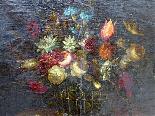 Willem van Aelst 1627-1683 rari cesti di fiori Coppia-8