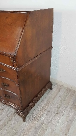 dresser with antique flap, first half of the eighteenth cent-1