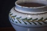 Vase in Majolica, Siena, Louis XVI-4