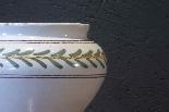 Vase in Majolica, Siena, Louis XVI-6