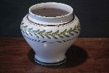 Vase in Majolica, Siena, Louis XVI-7