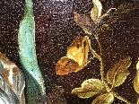 Jan Van Thielen 1618-1667 Composizione floreale su un Entabl-8