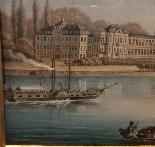 Aquerelles Colonia e Castello di Briebich, XIX secolo-5