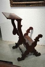 Paire de fauteuils à ciseaux, Toscane, 17ème siècle-1