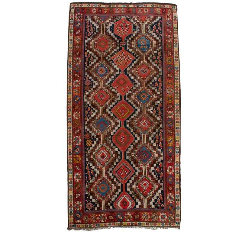 Antique Collectible Shirvan Carpet