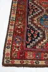 Antique Collectible Shirvan Carpet-2