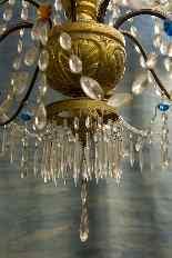 lustre génois antique-0