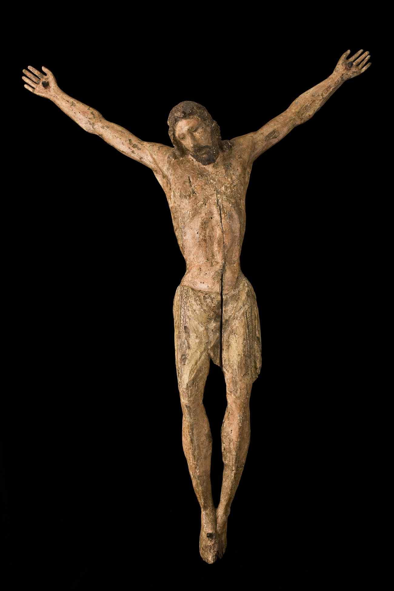 Wooden Christ, Tuscany, Sec. XIII