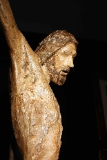 Wooden Christ, Tuscany, Sec. XIII-0