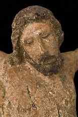 Wooden Christ, Tuscany, Sec. XIII-2