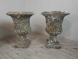 20th Century Italian Neoclassical Garden Pots Set-4