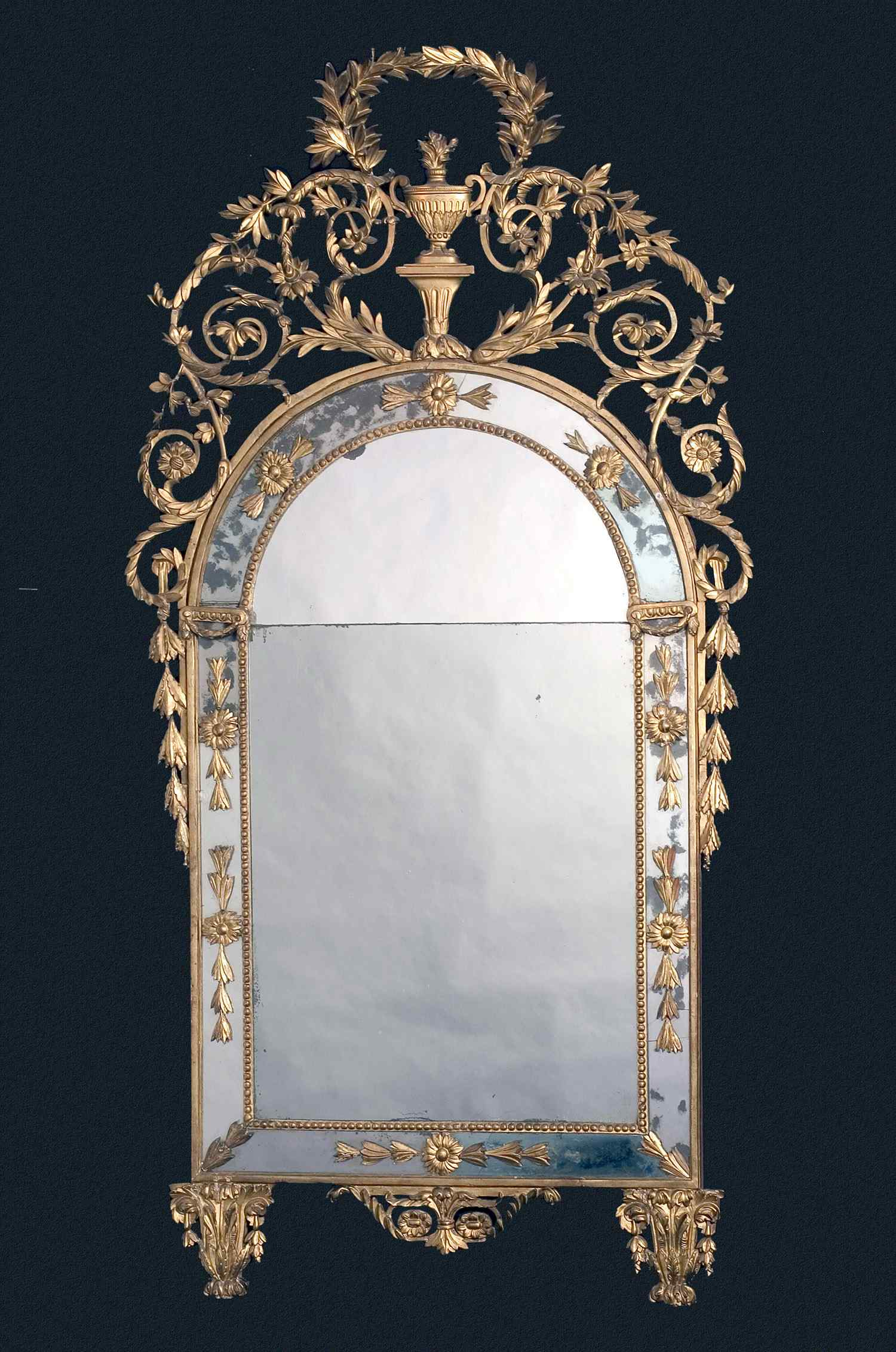 Mirror, Turin, Louis XVI