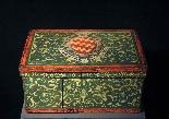 Lacquered box, Tuscany, 17th century-4
